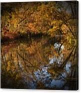 Keyhole Reflections Canvas Print