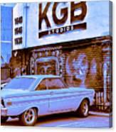 K G B Studios Los Angeles Canvas Print