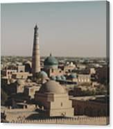 Khiva Canvas Print