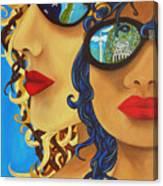 Kia Ora Canvas Print