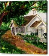 Kihei Chapel Canvas Print