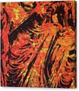 Kilaeua Canvas Print