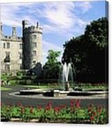 Kilkenny Castle, Co Kilkenny, Ireland Canvas Print