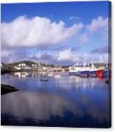 Killybegs, Co Donegal, Ireland Canvas Print