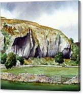 Kilnsey Crag Canvas Print