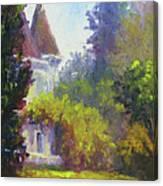 Kimberly Crest Canvas Print