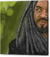 King Ezekiel Canvas Print