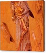 King Gaspar Canvas Print