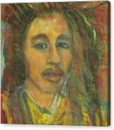 King Gong As A Young Man Canvas Print