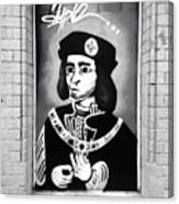 King Richard Canvas Print