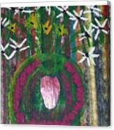 Kings Flowers Canvas Print