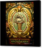 Kings Theater Canvas Print