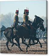 Kings Troop Rha Canvas Print