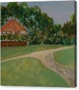 Kingspark Canvas Print