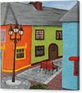 Kinsale Ireland Canvas Print