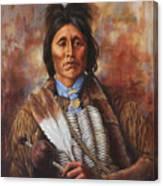Kiowa Canvas Print