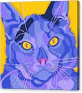 Kip Canvas Print