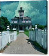 Kirby House Restaurant  Canvas Print