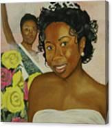 Kirsten Canvas Print