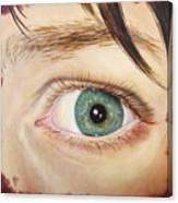Kirsten's Intac Canvas Print