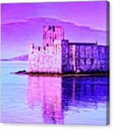 Kisimul Castle Canvas Print
