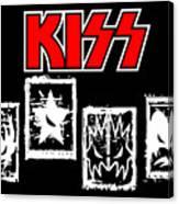 Kiss No.03 Canvas Print