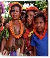 Kitava Papua New Guinea 15 Canvas Print