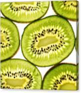 Kiwi Fruit II Canvas Print
