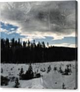 Klamath Falls Sunrise Canvas Print
