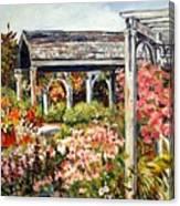 Klehm Arboretum I Canvas Print