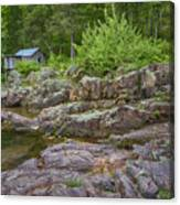 Klepzig Mill Ozark National Scenic Riverways Dsc02803 Canvas Print