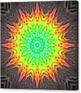 Klidanature Sun  Canvas Print