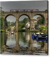 Knaresborough Viaduct Canvas Print