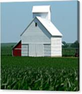 Knee High By The Fourth Of July Canvas Print
