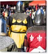 Knight Squad Canvas Print