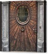 Knock Knock Canvas Print