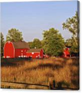 Knox Farm 5194 Canvas Print