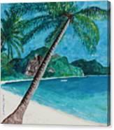 Ko Phuket Canvas Print