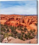 Kodachrome Basin State Park Panorama Canvas Print