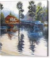 Kodaikanal Lake Canvas Print