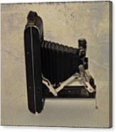 Kodak A 116 Folding Bellows Camera 1921 Canvas Print