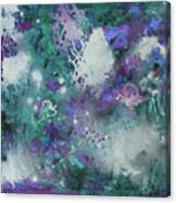 Kohinoor 3 Canvas Print