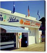 Kohrs Ice Cream Seaside Park Canvas Print