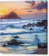 Koki Beach Harmony Canvas Print