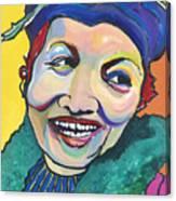 Koko Vivienne Canvas Print