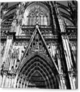 Koln - Dom Canvas Print