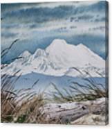 Koma Kulshan Canvas Print