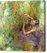 Komorebi Canvas Print