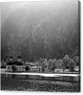 Konigssee Lake And Saint Bartoloma Canvas Print
