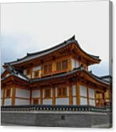 korean style house II Canvas Print